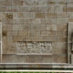 Parc des Bastions - Pomnik reformacji
