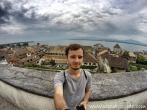 Widok na Jezioro Genewskie